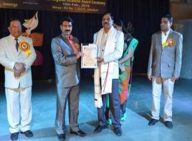 KVS Regional Incentive Award 2015