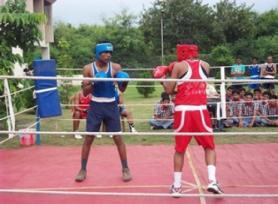 Regional Level Boxing Championship