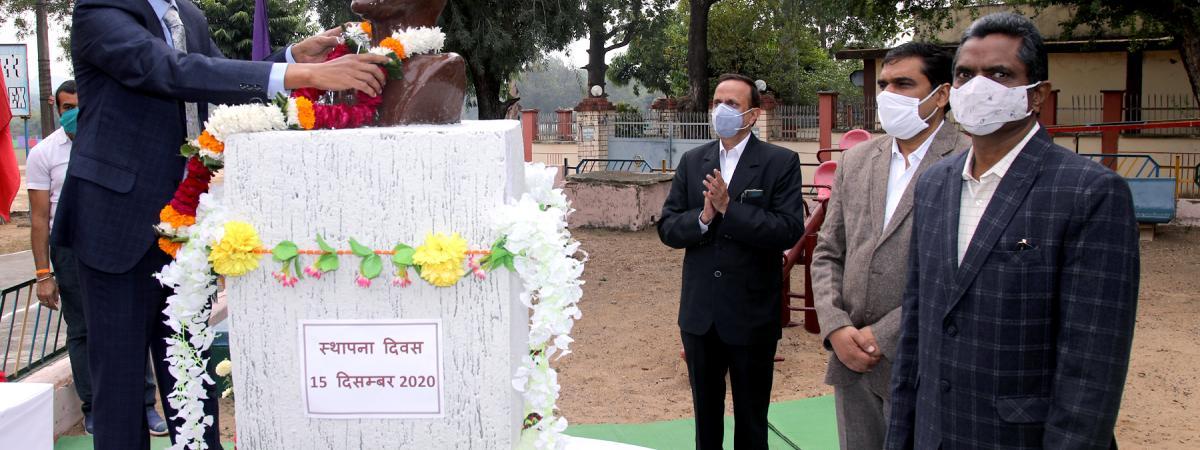 15 December Kendriya Vidyalaya Sangathan Foundation Day
